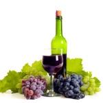Giảm cân hiệu quả tại nhà với rượu nho