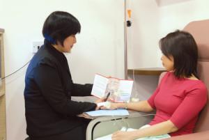 Thuốc mới giúp giảm nguy cơ vô sinh khi hóa trị ung thư