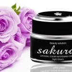 Tổng hợp 2 loại kem trị nám Sakura tốt nhất hiện nay