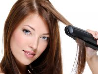 5 chiêu phục hồi mái tóc duỗi bị hư tổn