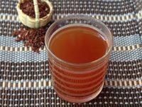 Uống nước gạp rang hiệu quả cho trẻ bị bệnh tiêu chảy