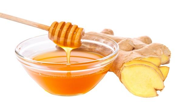 Cách trị ho bằng gừng và mật ong hiệu quả