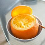 Thần kỳ với cam nướng trị ho cho bé hiệu quả