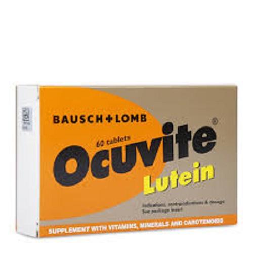 Công dụng của thuốc bổ mắt Ocuvite Lutein – TPCN bổ mắt Ocuvite Lutein