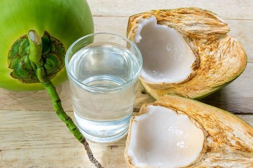 Tác dụng của nước dừa đối với sức khỏe bệnh nhân tiểu đường