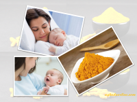 Phụ nữ sau sinh ăn nghệ tươi có tác dụng gì?