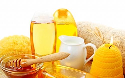 Tác dụng giải độc gan bằng mật ong