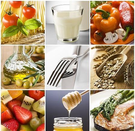 Thực phẩm chứa nhiều vitamin H