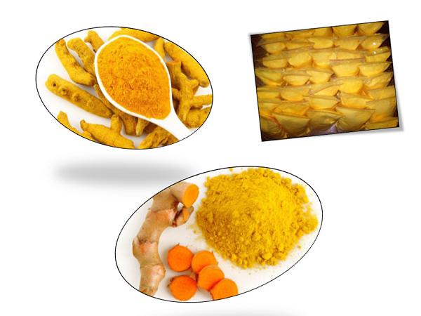 Tác dụng của nghệ vàng tươi đối với sức khỏe