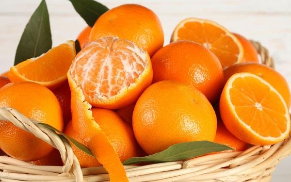 Cách trị ho bằng cam nướng