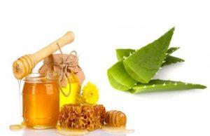 Phòng ngừa ung thư bằng nha đam và mật ong