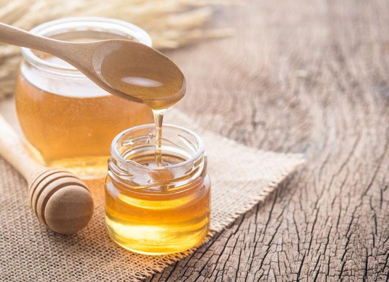Chữa ho có đờm bằng mật ong rất hiệu quả