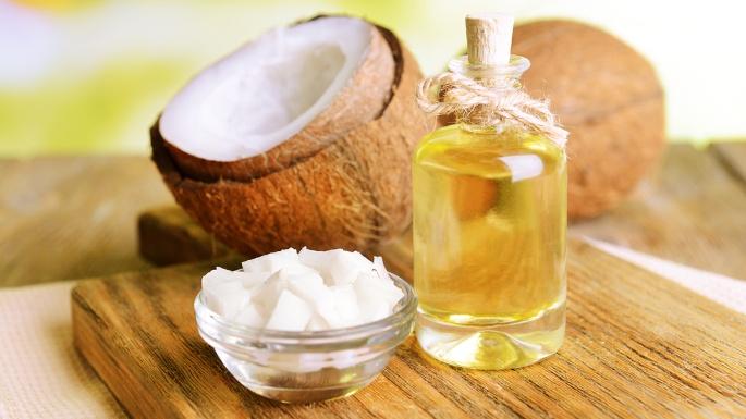 Cách làm siro trị ho cho bé bằng dầu dừa