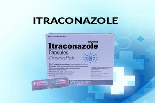 Hướng dẫn sử dụng thuốc Itraconazole